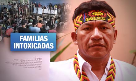 Minsa confirma contaminación por petróleo en ríos, chacras y comunidades de Loreto