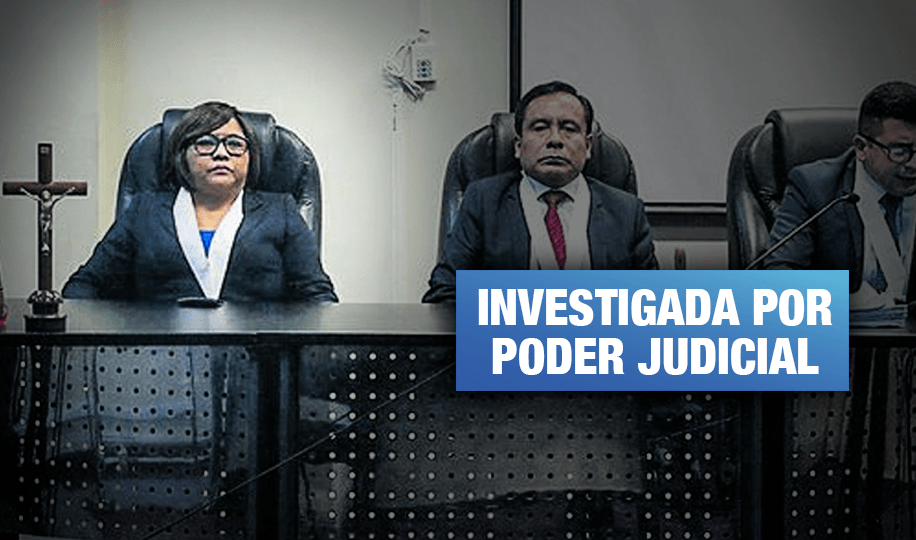 Arlette Contreras: Jueza a cargo del caso anuló sentencia contra violador
