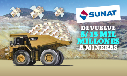 [GRÁFICA] Injusticia fiscal: Los miles de millones que se llevan las mineras