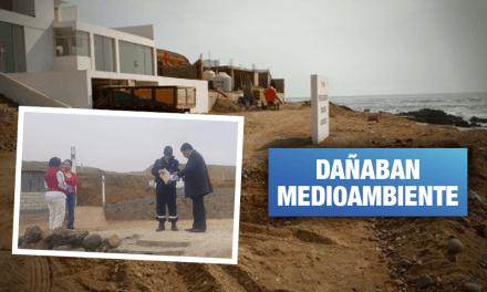 Ilo: Recuperan ribera de playa Pocoma que fue alterada por construcciones
