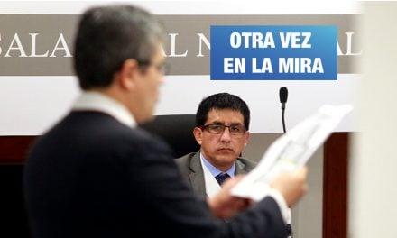 Abren otra investigación contra juez Carhuancho y fiscal Pérez