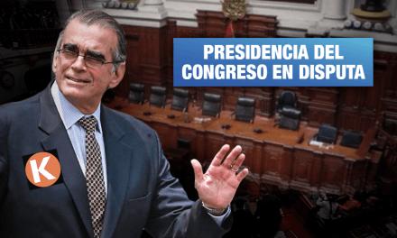 Pedro Olaechea: ¿Por qué Fuerza Popular apoya su candidatura?
