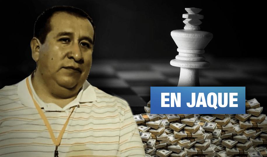 Acusan a exdirectivo de federación de ajedrez de recibir US$ 20 mil para torneo ficticio