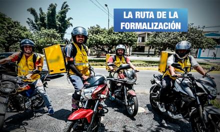 Trabajadores de reparto a domicilio: ¿el proletariado del siglo 21?, por Christian Sánchez