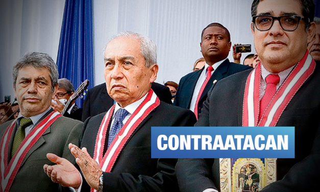 Fiscales supremos vinculados a 'Los Cuellos Blancos' citan a Vela y Pérez por acuerdo con Odebrecht