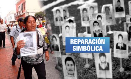 Estado peruano ofrece disculpas públicas a familiares de militar desaparecido en 1984