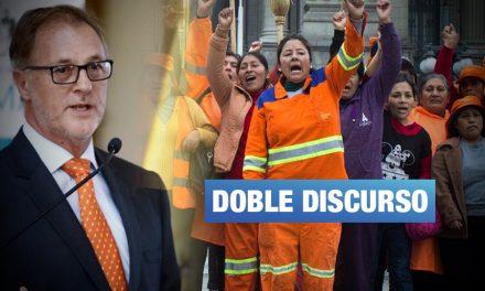 Tras 10 meses Municipalidad de Lima no acata sentencia del PJ a favor de obreras de limpieza