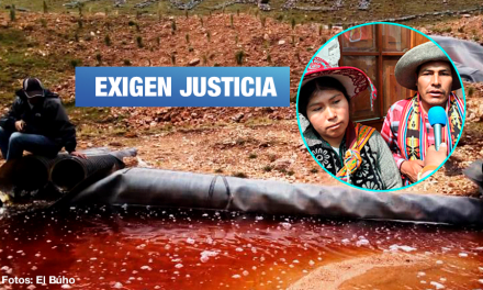 Cusco: Comunidad denuncia contaminación con metales de cuatro ríos y dos lagunas