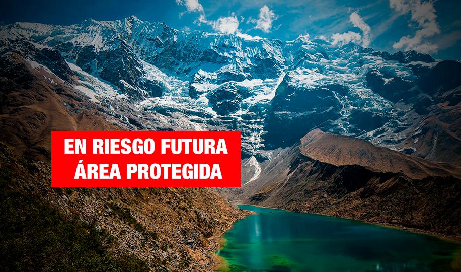 Cusco: Nevado Ausangate en peligro por concesiones mineras