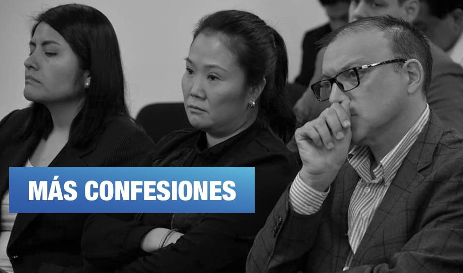 Caso Keiko: Fiscalía cuenta con 10 nuevos colaboradores eficaces