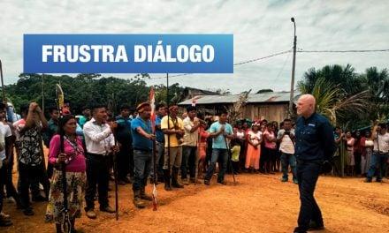 Funcionario de Frontera Energy maltrata a comunidades afectadas por derrames de petróleo