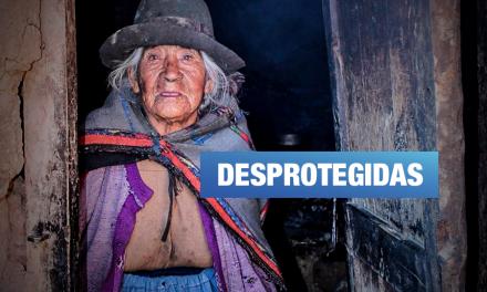 Defensoría: 99.51% de adultas mayores en zonas rurales no reciben pensión