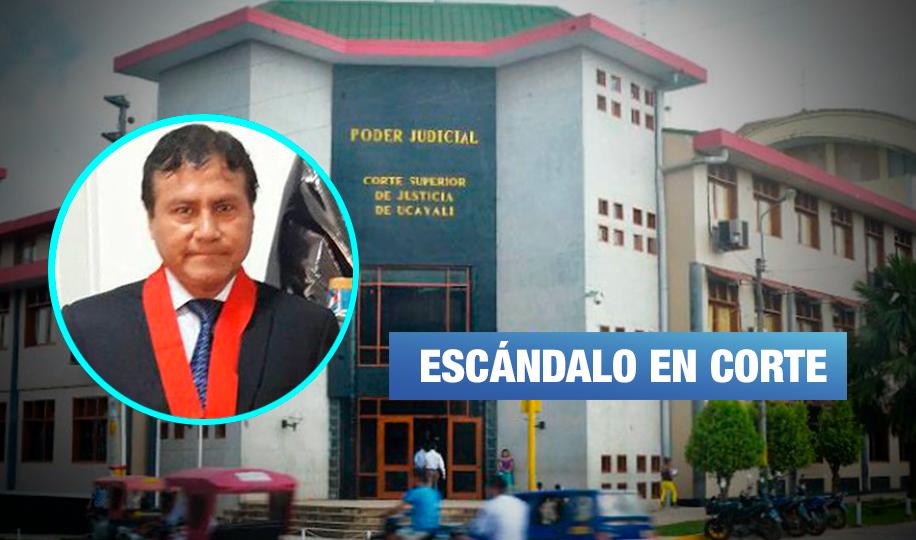 Ucayali: Juez de Familia es acusado por dos menores de violación sexual