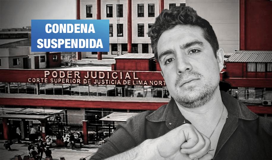 Jueces suspenden condena contra Adriano Pozo