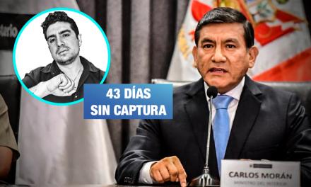 Exigen a ministro del Interior acelerar captura de Adriano Pozo