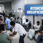 Contraloría: Más de 60 hospitales sin personal para servicio de emergencia