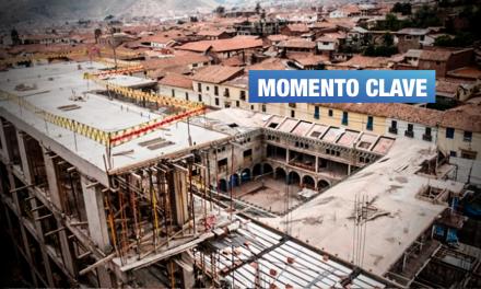 Poder Judicial resolverá demolición del hotel Sheraton en Cusco