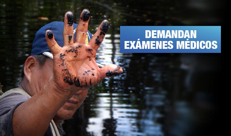 Atenderán a 4 comunidades de Loreto afectadas por derrames de petróleo