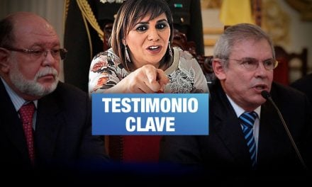 OAS: Giselle Zegarra se aparta de Castañeda y da detalles de reuniones