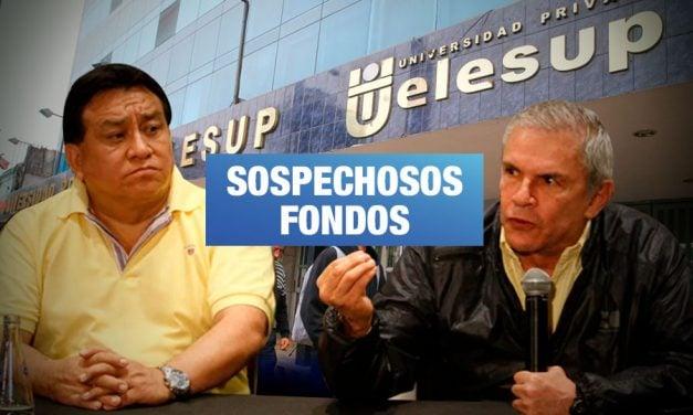 Castañeda: Investigan pagos de universidad Telesup por más de S/ 1 millón