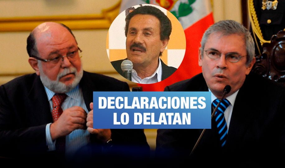 OAS: Colaboradores confirman pagos de hasta US$ 480 mil a Castañeda
