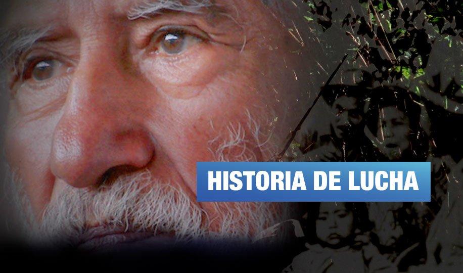 Hugo Blanco, Río Profundo: Retrato de un revolucionario, por Mónica Delgado