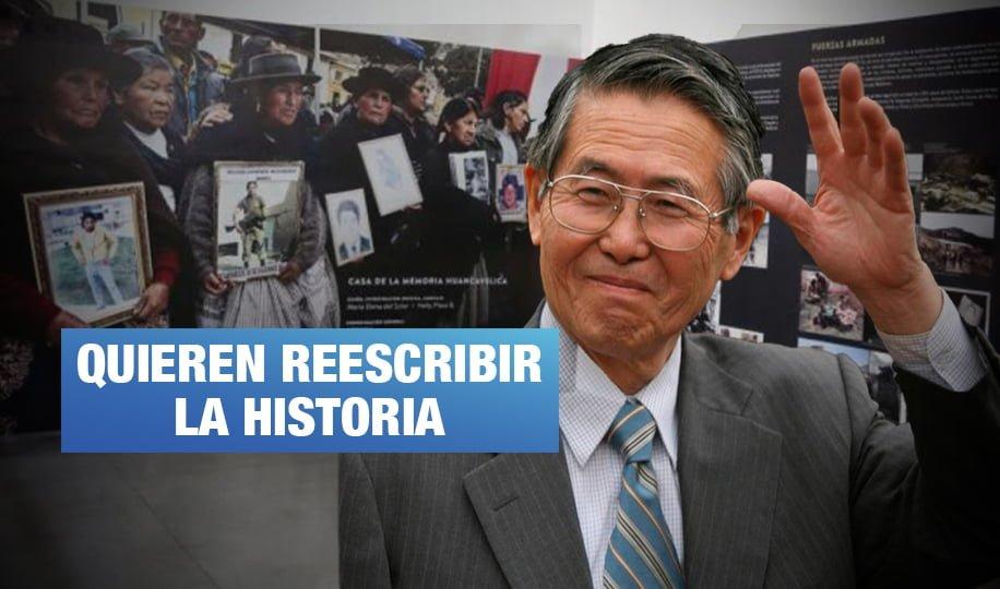 Alberto Fujimori: LUM retirará información sobre su renuncia por fax