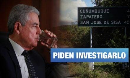 Barata confiesa que Odebrecht pagó US$60 mil a expremier César Villanueva
