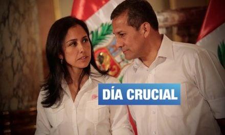 Inicia control de acusación que decidirá si Humala y Heredia van a juicio oral