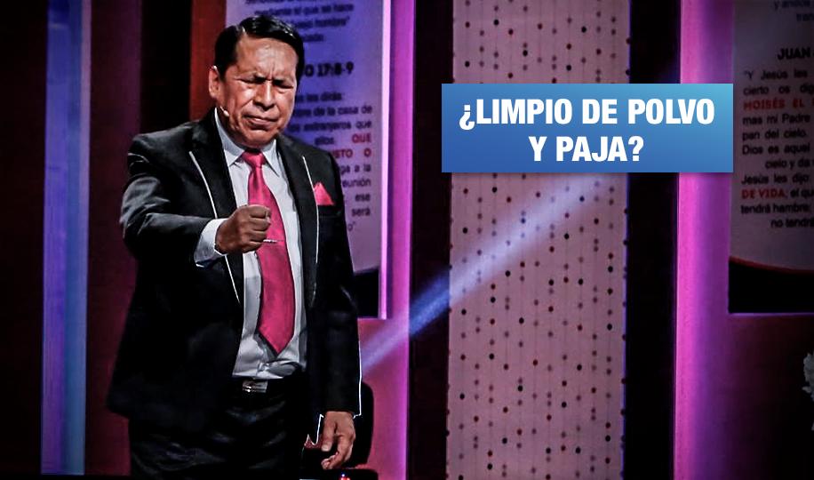 Pastor Santana retoma dirección de iglesia a un año del escándalo