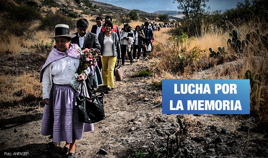 La Hoyada, gobierno firma convenio para construir Santuario en Ayacucho