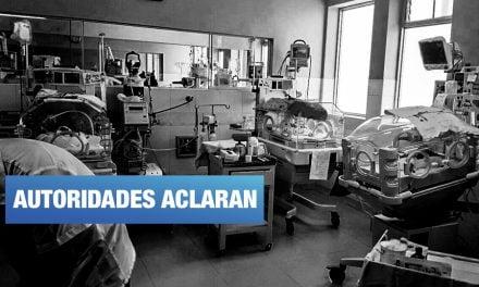 Mayoría de muertes de neonatos son por partos prematuros