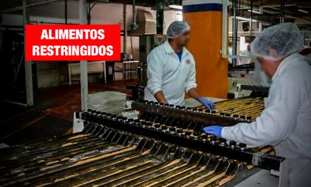 """70 empresas peruanas en """"lista roja"""" de EE. UU. por observaciones sanitarias y de etiquetado"""