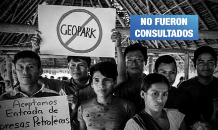 Lote 64: Pueblos Achuar y Wampis rechazan avance de proyecto petrolero