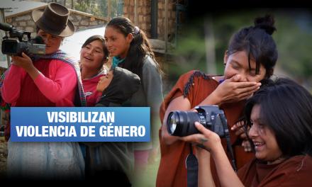 Cine dirigido por mujeres indígenas se proyecta en Lima