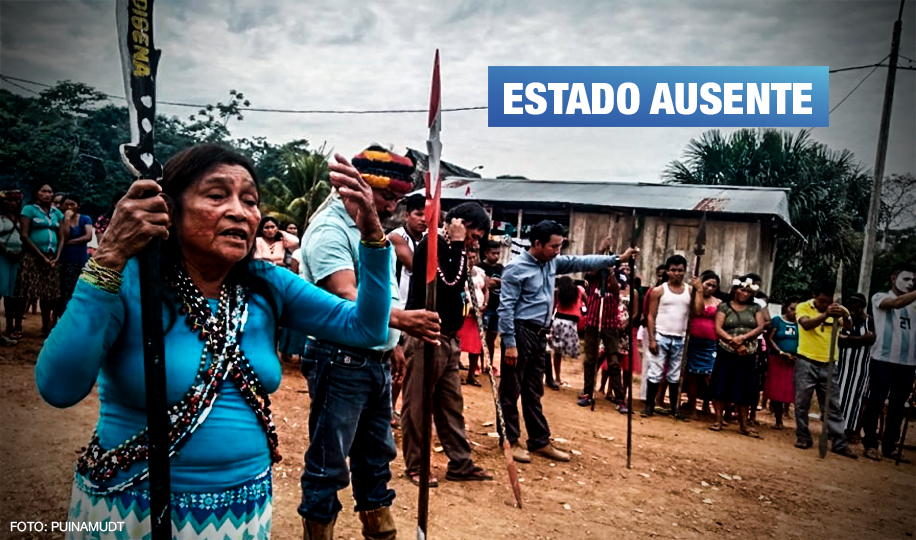 Loreto: comunidades indígenas afectadas por contaminación petrolera inician huelga