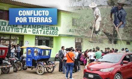 Piura: Campesinos denuncian amenazas de empresas vinculadas al Sodalicio