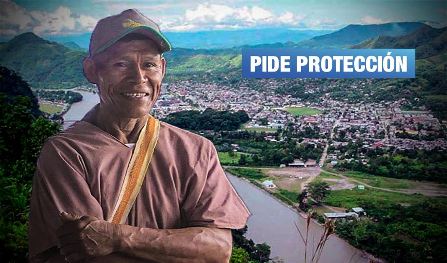 Huánuco: Aparece dirigente asháninka retenido por invasores de terrenos