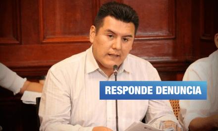 Procurador Tupayachi niega haber sido despedido del Congreso por plagio