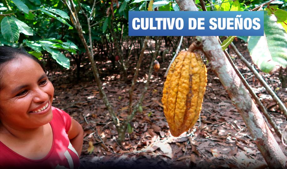 Warmi Tsinani: la dulce libertad del cacao