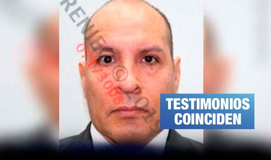 Aparece otra víctima de Adolfo Bazán acusado por delitos sexuales