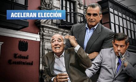 Tribunal Constitucional: Bancadas presentarán candidatos hasta hoy