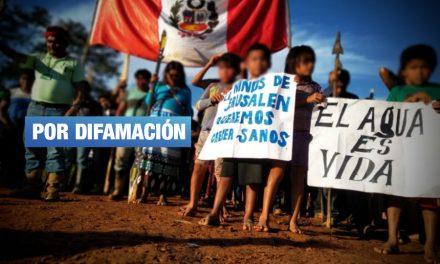 Loreto: Comunidades indígenas iniciarán acciones legales contra Caretas