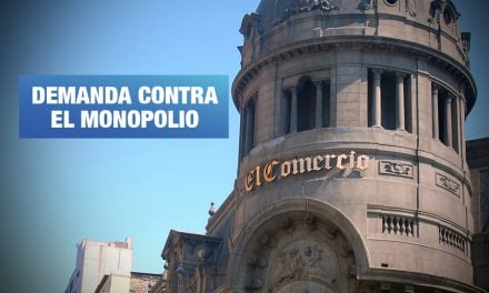 CIDH espera que Estado peruano se pronuncie sobre concentración de medios