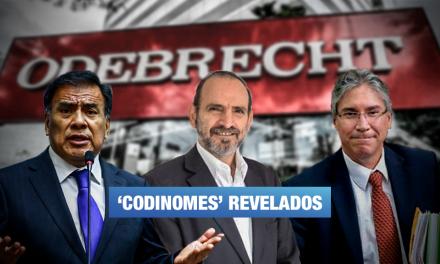 Barata vincula a tres exministros de Alan con aportes de Odebrecht
