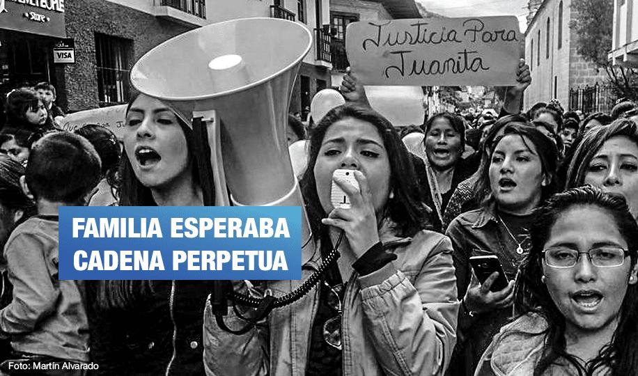 Dictan 35 años de prisión a asesino de Juanita Mendoza
