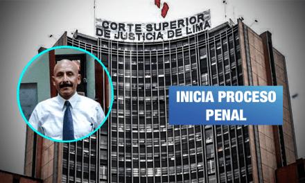 Poder Judicial: Dictan 6 meses de prisión preventiva a trabajador acusado de violación
