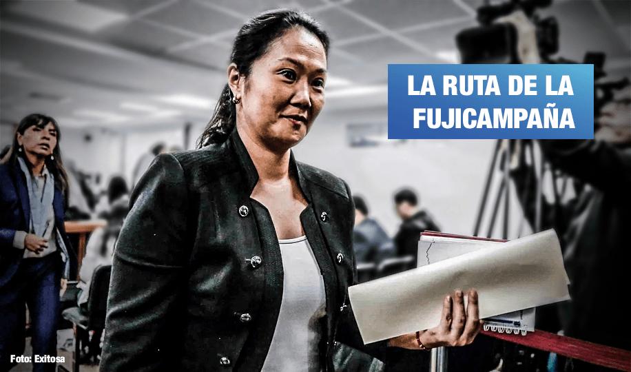Fiscalía interrogará a 17 empresarios por sospechosos aportes a Keiko Fujimori