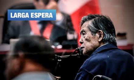 Esterilizaciones forzadas: fiscal sustentará denuncia contra Fujimori y exministros