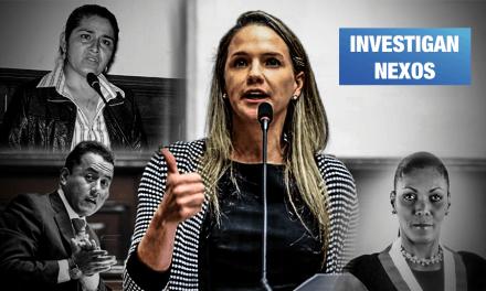 Otros tres excongresistas estarían vinculados a caso 'Los Intocables Ediles'